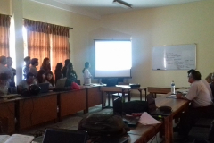 11. Students Presentation in Elective Course 1