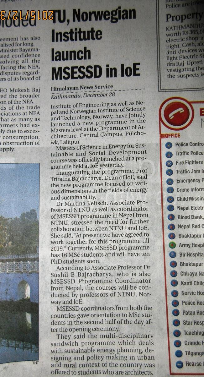 News on Himalayan Times